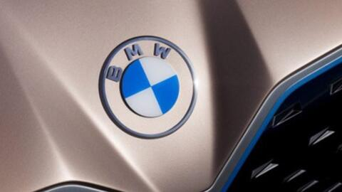 BMW ra mắt logo trong suốt